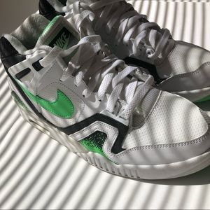 Nike Shoes - Nike Air Tech Challenge ll Poison Green